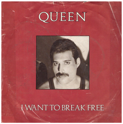 I Want To Break Free by Queen from EMI (QUEEN 2)