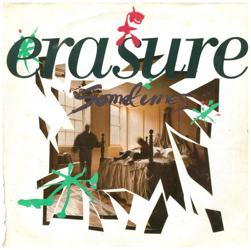 Sometimes by Erasure from Mute Records (mute 51)