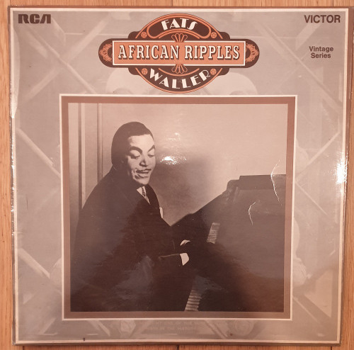 African Ripples by Fats Waller from RCA (RD 8038)