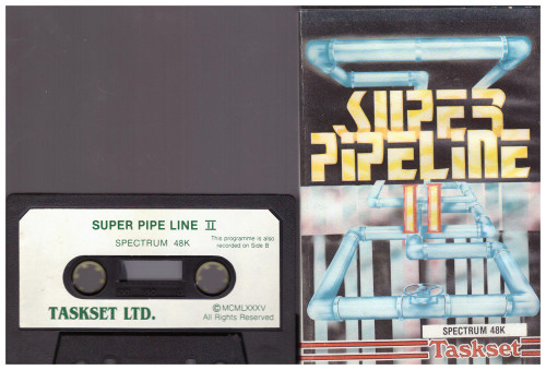 Super Pipeline II for ZX Spectrum from Taskset (C 103)