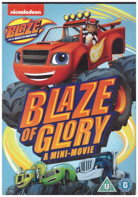 Blaze Of Glory: A Mini-Movie from Nickelodeon on DVD (8306755)
