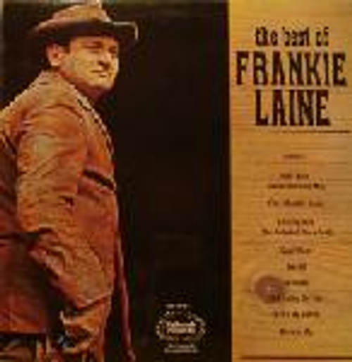 The Best Of Frankie Laine from Hallmark Records/CBS