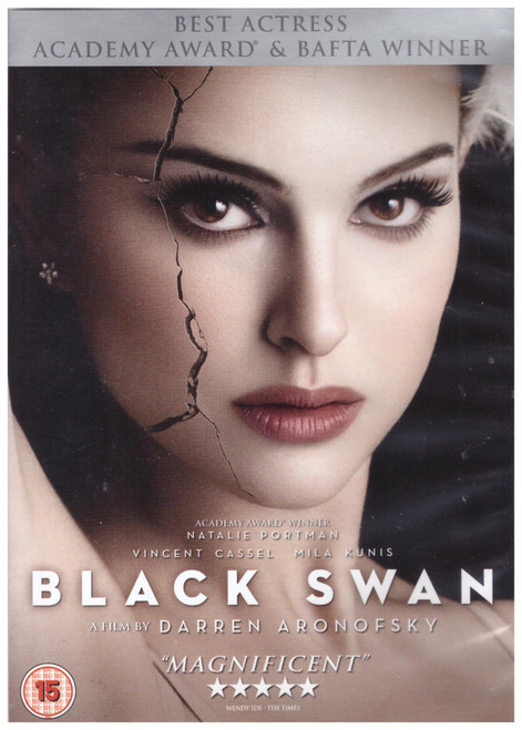 Black Swan from 20th Century Fox Home Entertainment on DVD (FH-SGB 5019111000)