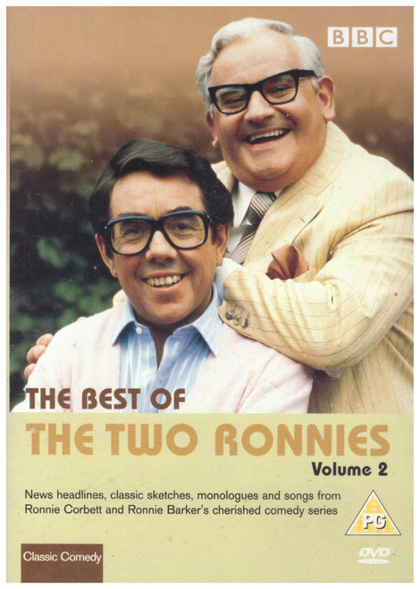 The Best Of The Two Ronnies Volume 2 from BBC on DVD (BBCDVD1191)