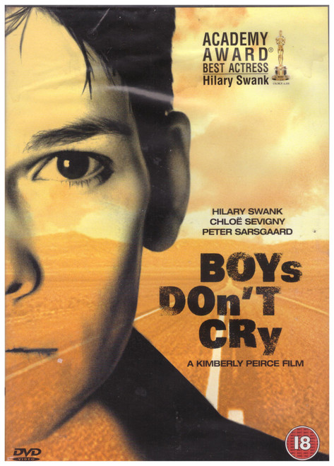 Boys Don't Cry from 20th Century Fox Home Entertainment on DVD (F1-SGB  19924DVD)