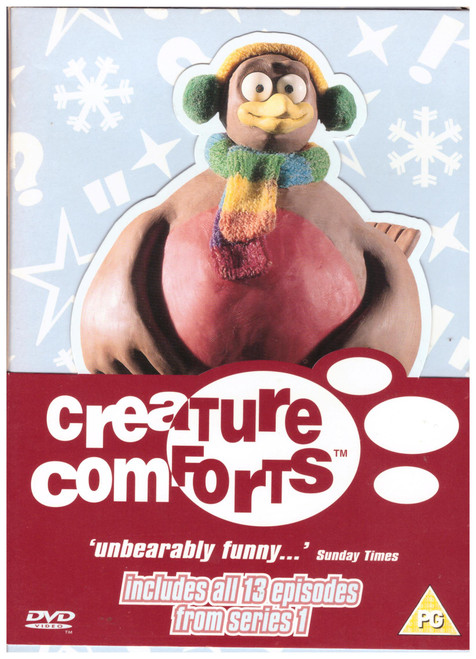 Creature Comforts from Momentum Pictures on DVD (MP3670)