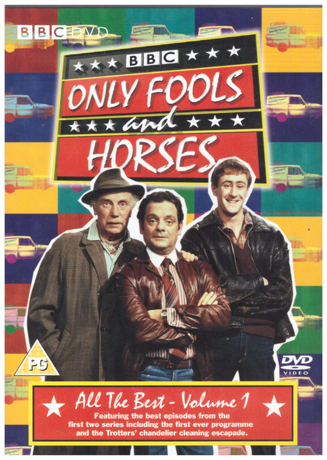 Only Fools And Horses: All The Best - Volume 1 from BBC on DVD (BBCDVD 1566)