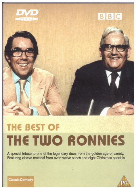 The Best Of The Two Ronnies  from BBC on DVD (BBCDVD1088)