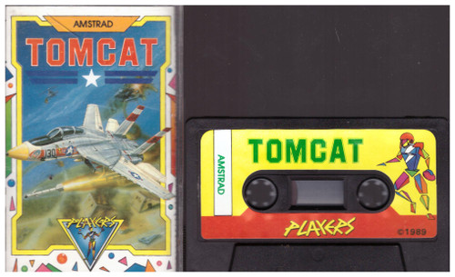 Tomcat for Amstrad CPC from Players