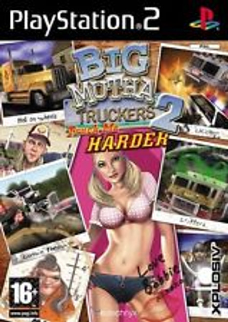 Big Mutha Truckers 2: Truck Me Harder PAL for Playstation 2 by Xplosiv-1
