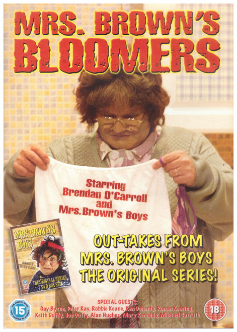 Mrs. Brown's Bloomers from Indi Entertainment on DVD (BOCDVD 12)