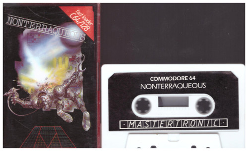 Nonterraqueous for Commodore 64 from Mastertronic (IC 0078)