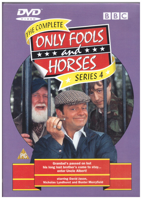 The Complete Only Fools And Horses Series 4 from BBC on DVD (BBCDVD 1070)