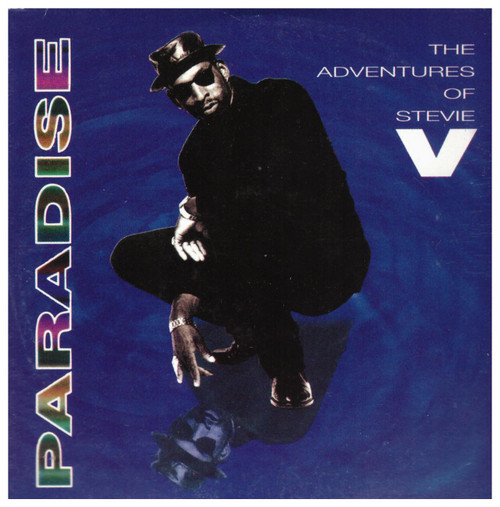 Paradise by The Adventures Of Stevie V from WEA (0630-12583-9)
