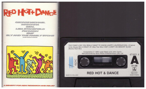 Red Hot + Dance from Epic (471821 4)