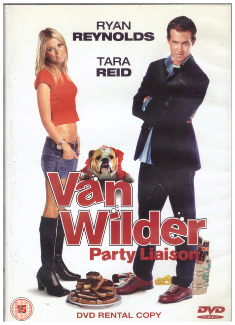 Van Wilder: Party Liaison on DVD from Momentum Pictures (MP203BLD)