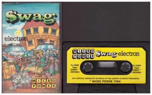 Swag for Acorn Electron from Micro Power
