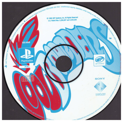 Cool Boarders PAL for Sony Playstation 1/PS1 from Sony