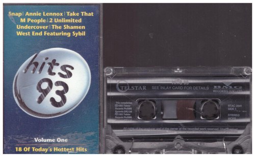 Hits 93 Volume One from Telstar (stac2641)