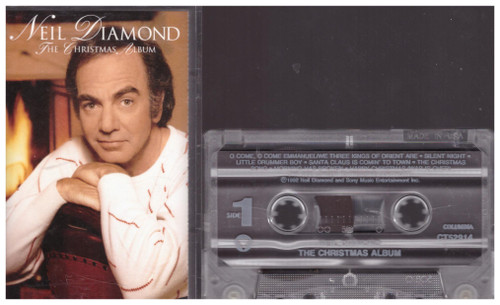 The Christmas Album by Neil Diamond from Columbia (CT 52914)