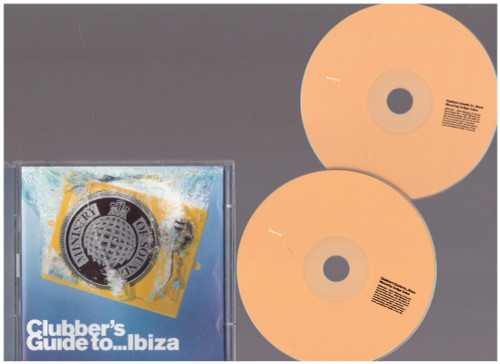 Clubber's Guide To...Ibiza from Ministry Of Sound (MOSCD9)