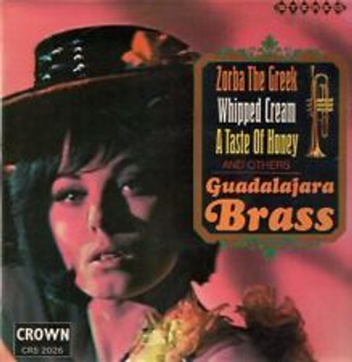 Guadalajara Brass from Crown Records