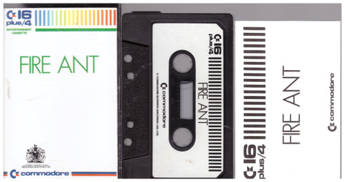 Fire Ant for Commodore 16/Plus 4 from Commodore (02374)