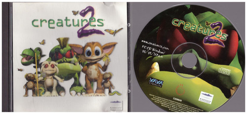 Creatures 2 for PC from Mindscape Entertainment