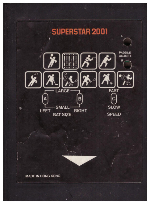 Superstar 2001 for PC-50X Consoles