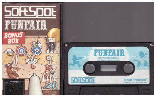 Funfair for BBC Micro from SoftSpot