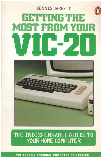Getting The Most From Your Vic-20 from Penguin