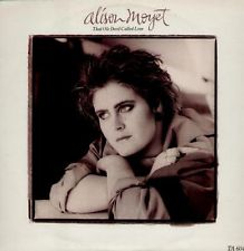 "12"" 45RPM That Ole Devil Called Love/Don't Burn Down The Bridge by Alison Moyet from CBS Records"