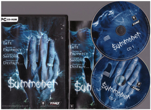 Summoner for PC from THQ