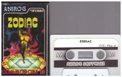 Zodiac for Commodore 16/Plus 4 from Anirog