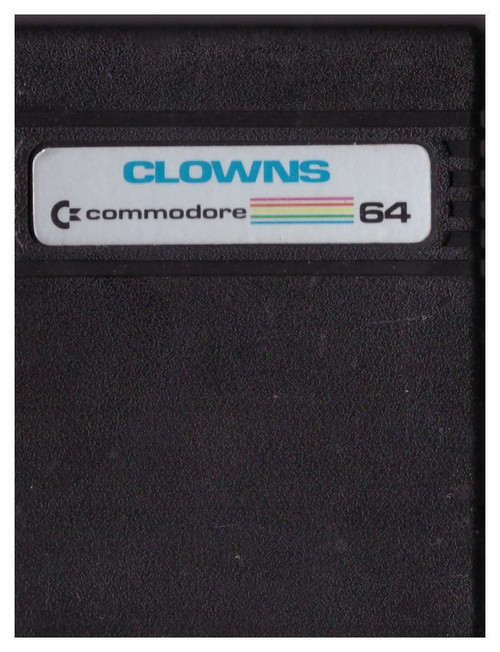 Clowns for Commodore 64 from Commodore