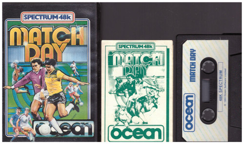 Match Day for ZX Spectrum from Ocean