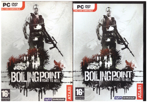 Boiling Point: Road To Hell for PC from Atari
