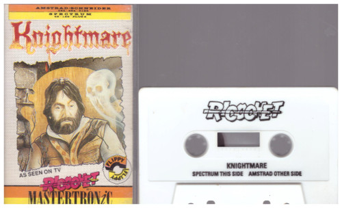 Knightmare for Amstrad CPC/ZX Spectrum from Mastertronic (RAS 039)
