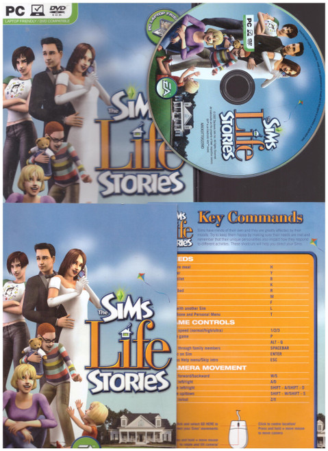 The Sims Life Stories for PC from EA