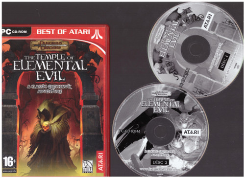 The Temple Of Elemental Evil for PC from Troika/Atari