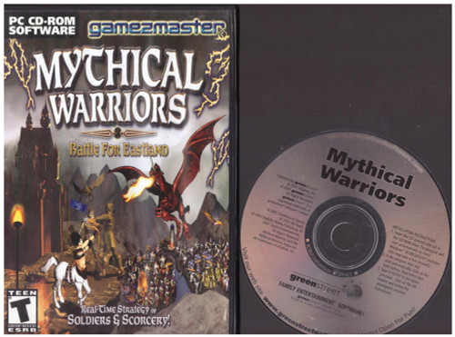 Mythical Warriors: Battle For Eastland for PC from Greenstreet Entertainment Software