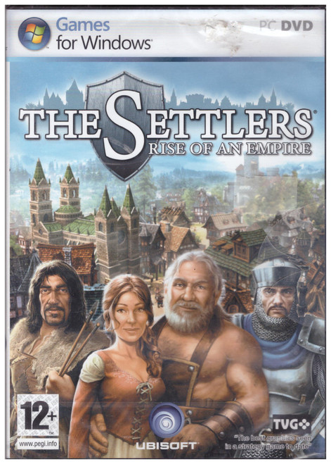 The Settlers: Rise Of An Empire for PC from Ubisoft (3000 07628)