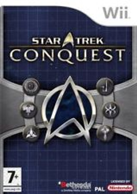 Star Trek: Conquest for Nintendo Wii by Bethesda Softworks