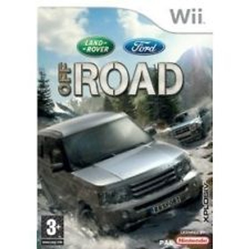 Off Road for Nintendo Wii from Xplosiv