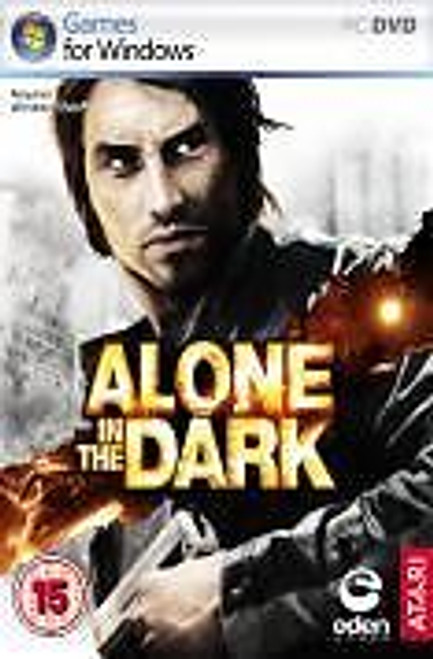 Alone In The Dark for PC from Eden Games/Atari on DVD