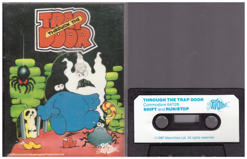 Through The Trap Door for Commodore 64 from Piranha