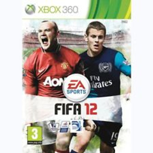 FIFA 12 PAL for XBOX 360 from EA Sports
