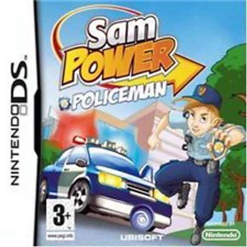 Sam Power: Policeman for Nintendo DS from Ubisoft