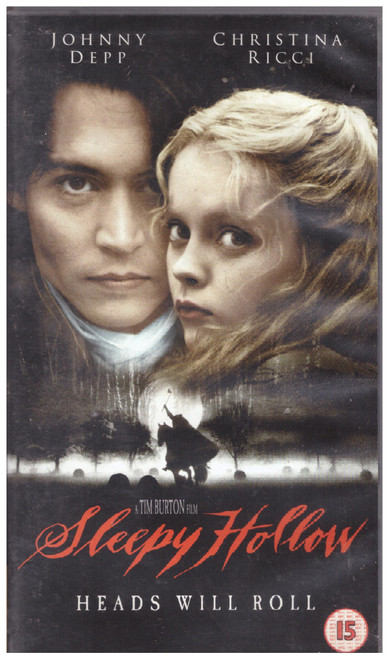 Sleepy Hollow VHS from Pathe! (P8986S)