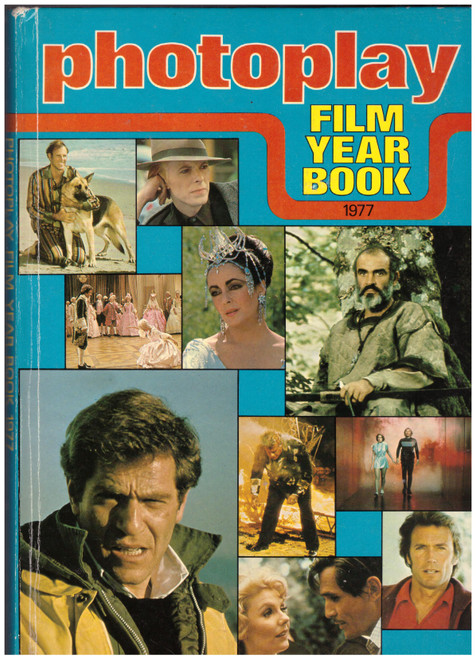 Photoplay Film Year Book 1977 from The Illustrated Publications Co. Ltd